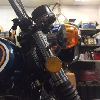 ★ホンダ CL450 高価買取からの仕上げ日記 バイク査定ドットコム