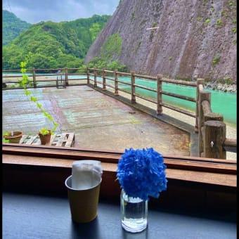 色んな風景~古座川・一枚岩~