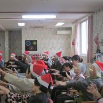 クリスマス会(デイ)