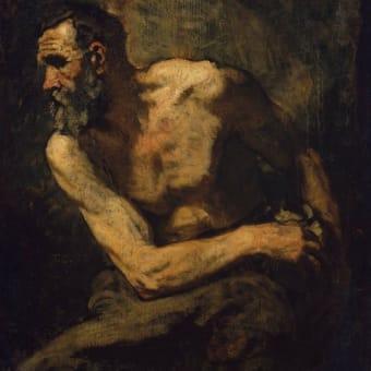 「マネの師匠」トマ・クチュール(Thomas Couture)の絵画