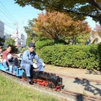 市川蒸気鉄道クラブ11月定例運転会