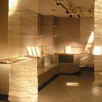 尺八展の展示風景