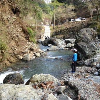 4月5日 伊豆ヶ岳登頂