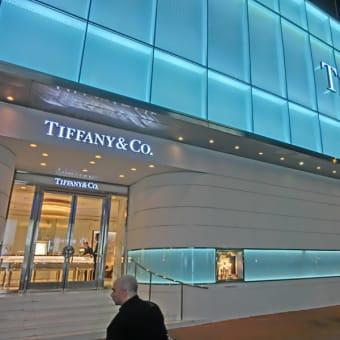 米国のティファニー、日本の「消費税で打撃」売上14%減。