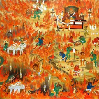 地獄に堕ちる人の特徴。神はいない、死んだら終わりと思っている日本人の50%は地獄に行っている【霊的世界のほんとうの話】どんな人が地獄に堕ちるのか
