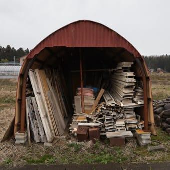 小屋日記23 小屋の内部をちょっと拝見