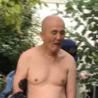 警察病院から逃走朝鮮人全国指名手配に韓国猛抗議