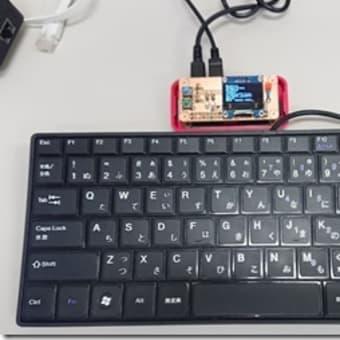 Raspberry PiにOLEDディスプレイを接続
