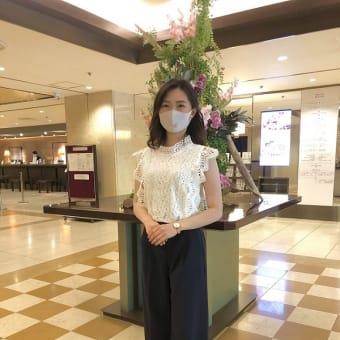 「ANAクラウンプラザホテル広島」に行ってきました。