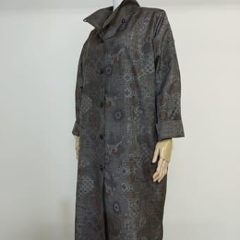 大島紬の反物かコート(オーダー)