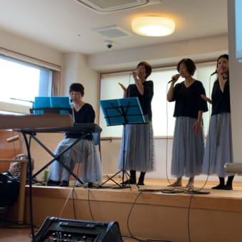 直方市の施設で新春Jゴスペルコンサート