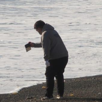 ◎2021/04/23 第3027回 早朝例会(藤の川清掃)