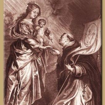 「ロザリオの秘密」第四、第五、第六、第七のバラ:聖ドミニコがどのようにして聖なるロザリオを確立したか、そして福者アラン・ド・ラ・ロシュがどのようにしてそれを復興させたか