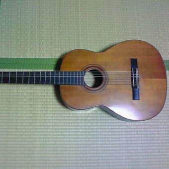 真夜中のギター(千賀かおる)