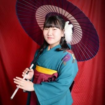 3/9 小学校卒業式・袴撮影・前撮り・当日 札幌写真館フォトスタジオハレノヒ