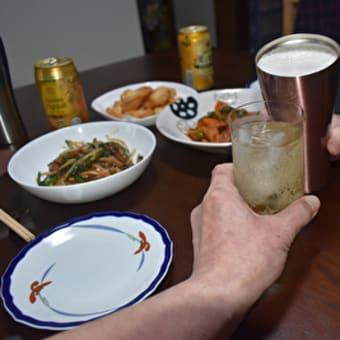 中華料理を酒の肴に一杯!【ぶらり旅ーおうち居酒屋ーいい酒いい肴】