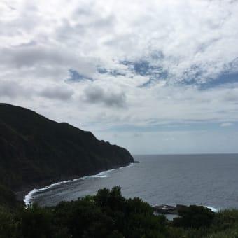 藍ケ江の海。✨⛅️7月28日(水)