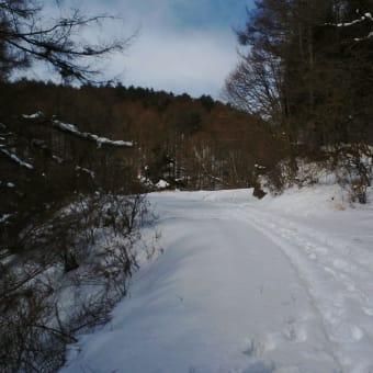 2012年の山旅- その1