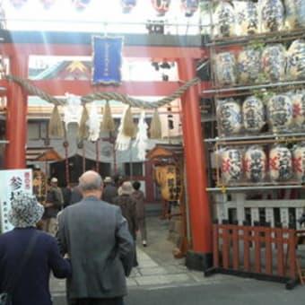 金刀比羅大鷲神社の酉の市に行ってきました^^