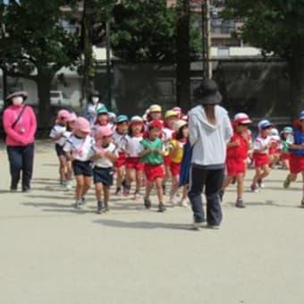 5歳児 メープル組の様子🌳