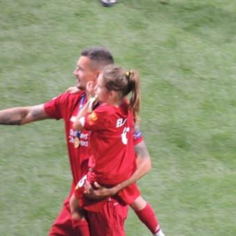 選手とサポーターの時間!UEFAチャンピオンズリーグ18-19決勝戦
