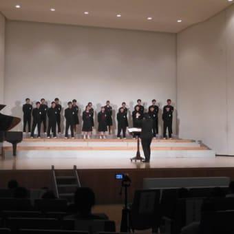 下津町小中学校音楽合同演奏会