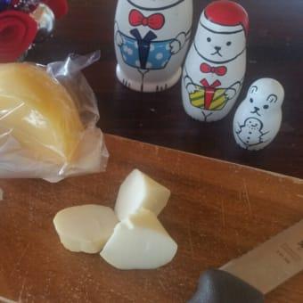 冬の時期限定チーズ