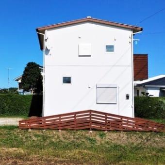 いすみ市岬町中原『 リノベ風?2FがLivingの家 』⌂Made in 外房の家。ご契約後のバージョンアップ!&Kさんへのお引渡し無事完了!しました。