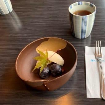 ポートピアホテル「神戸 たむら」でランチ