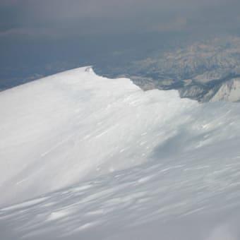 この週末の山 守門大岳
