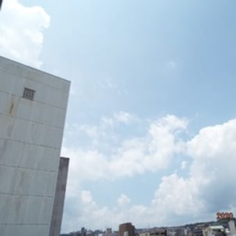 2020年07月28日(火) 雲の多い晴れ ⇒ (梅雨明け、宣言) 昼下り&夕刻に強い俄雨。。