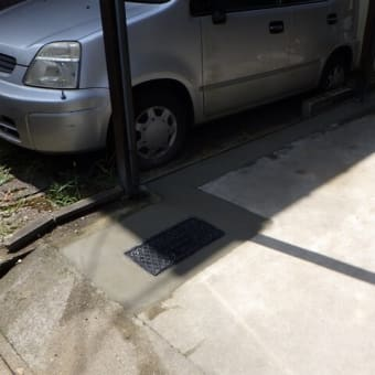 千葉市で井戸から水道への切替工事・・・千葉県企業局