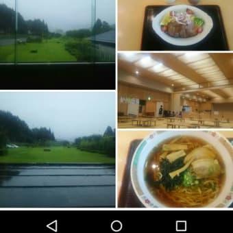 越後小京都加茂美人の湯 の大浴場で疲れを癒し、お腹をも癒しました。