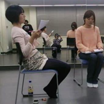 「犬では無理がある」#010【2014.11.16】稽古4回目。by:泉いづる