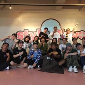 HIPHOP FOOD&スワヒリから、隆文さんHAPPY BIRTHDAY!!!