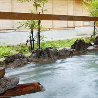 白骨温泉「湯元齋藤旅館」へ1泊2日の温泉旅行