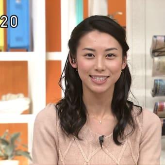 杉野真実 スッキリ!! 13/02/13