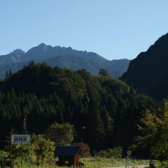 2011/09 新穂高