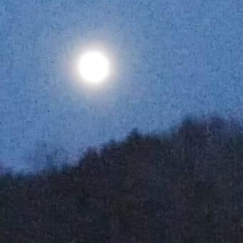 4月27日 満月です。