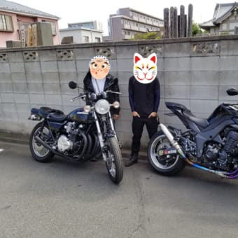 8月19日は出勤日なので前倒しバイクの日してきました