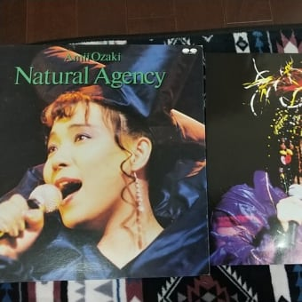 LD「尾崎亜美 Natural Agency」