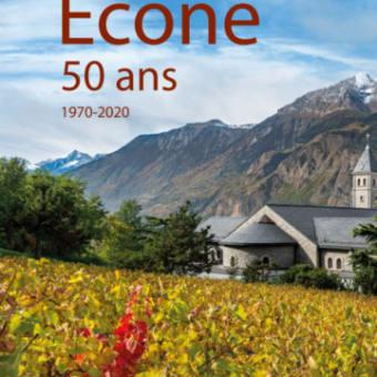 エコン神学校の50周年記念アルバムが発行されました。
