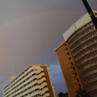 涙の後には虹も出る。