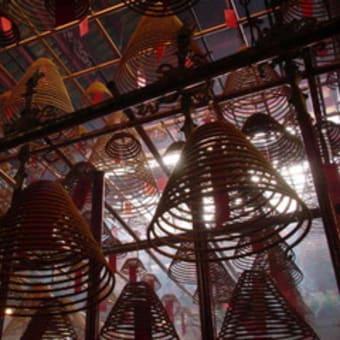 香港徒然草215:孟蘭節 (ハングリーゴースト・フェスティバル)