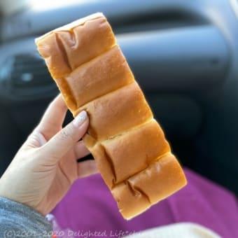 Pasco 信州発牛乳パン