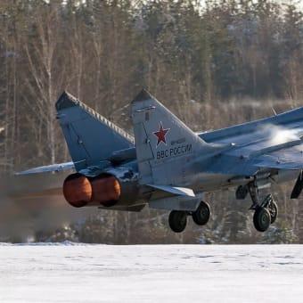 ロシア軍 MiG-31BM