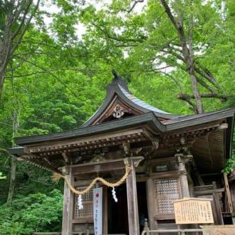 戸隠神社へご参拝