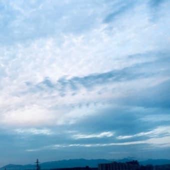 11月のきれいだった!富士山🗻夕ぐれどき・🌆