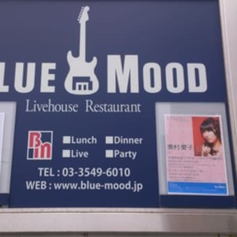 奥村愛子10周年記念アフタヌーンライブ『午後の午』/ワンマンライブ2014 『午』@汐留 BLUE MOOD