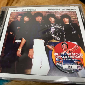 ROLLING STONES/COMPLETE LACERATED